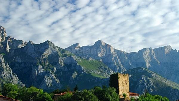 Mogrevejo Dawn - Picos de Europa, Spain