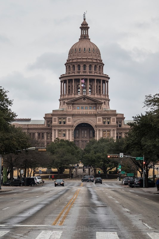 Capitol Building - Austin and area
