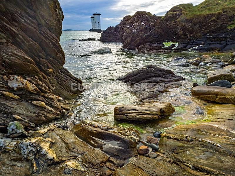 Port Ellen Lighthouse - Curtis Welsh - THE SCOTSMAN - READERS GALLERY