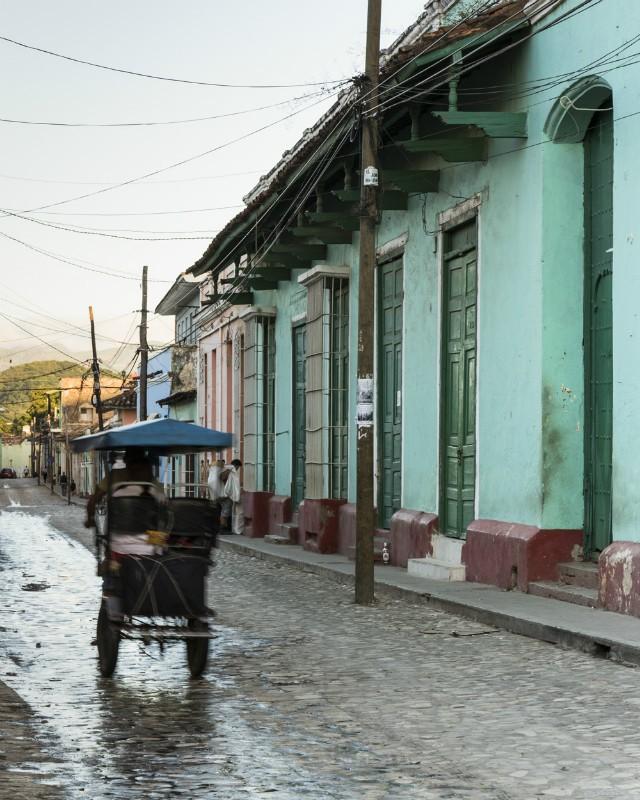 Trinidad sunrise - Cuba