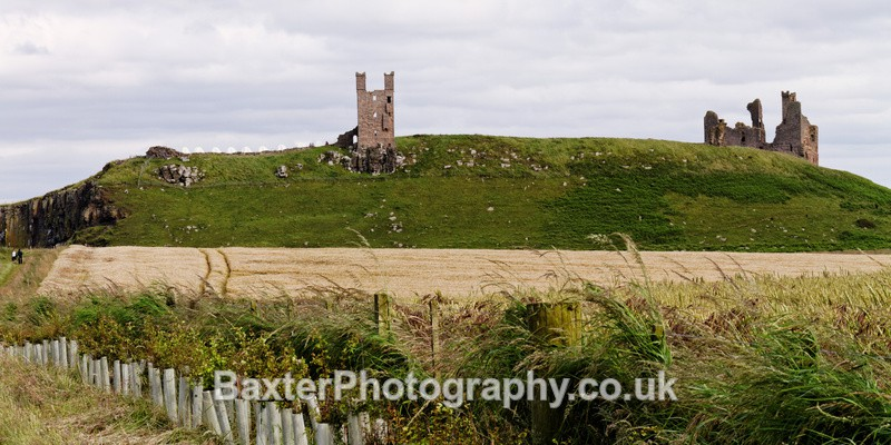Dunstanburgh Castle (2) - Northumberland