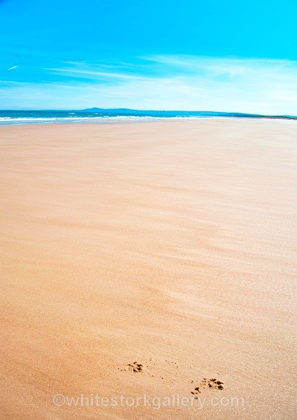 Nairn Beach - Scottish Highlands