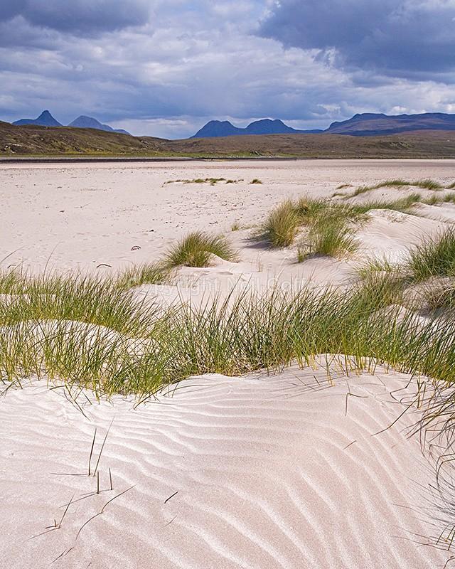 Achnahaird Bay, Highland2 - Portrait format