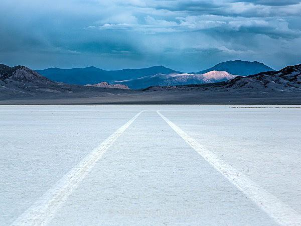 Playa Tracks - Nevada (mostly) Landscapes