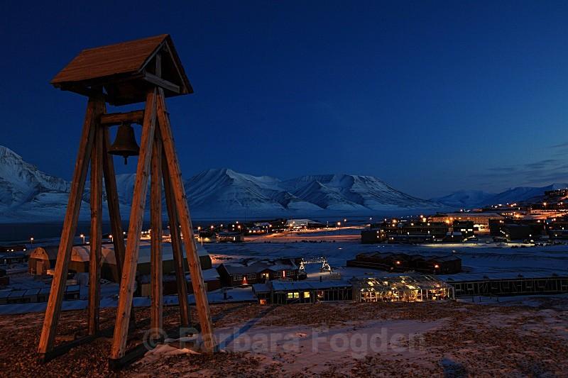 Longyearbyen 4956 - Polar night