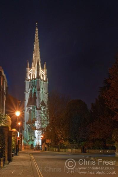 St James Church - Architectural/Interiors