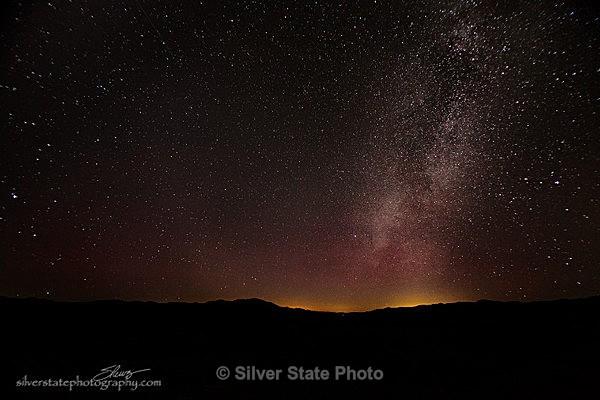 Milky Way over Fallon - 'Variety'