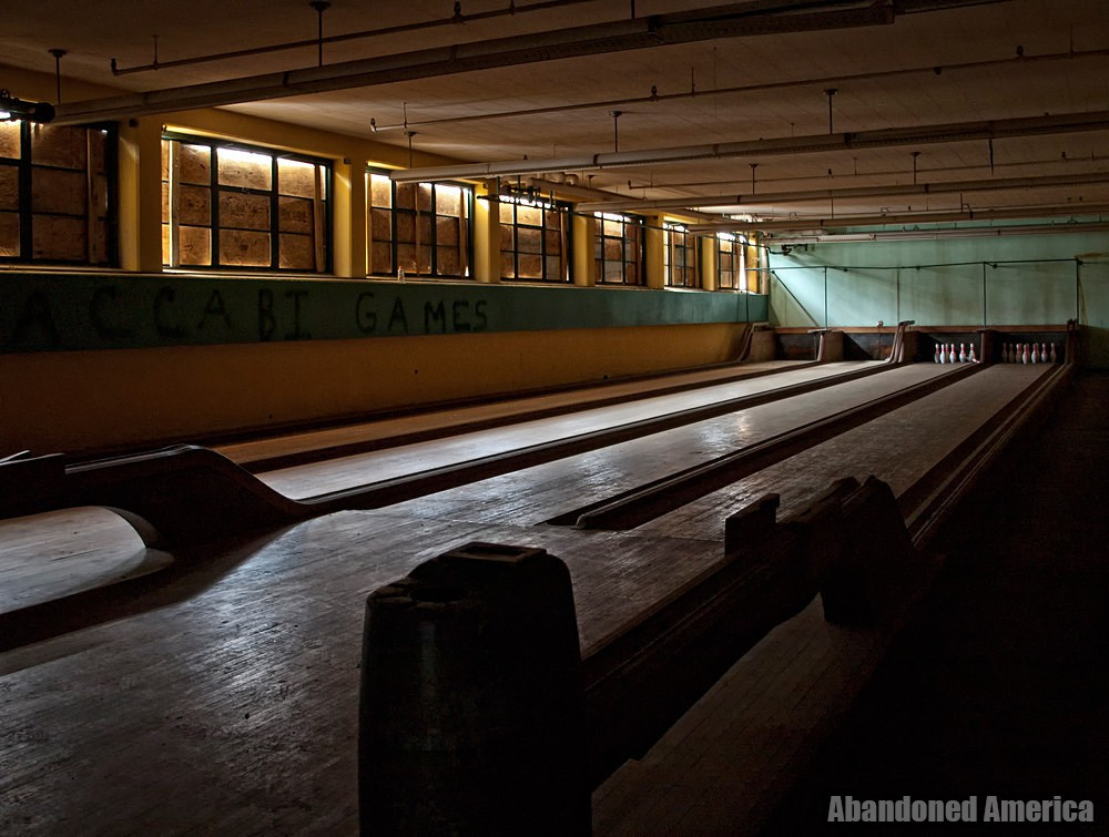 Bowling Alley | Norwich State Hospital