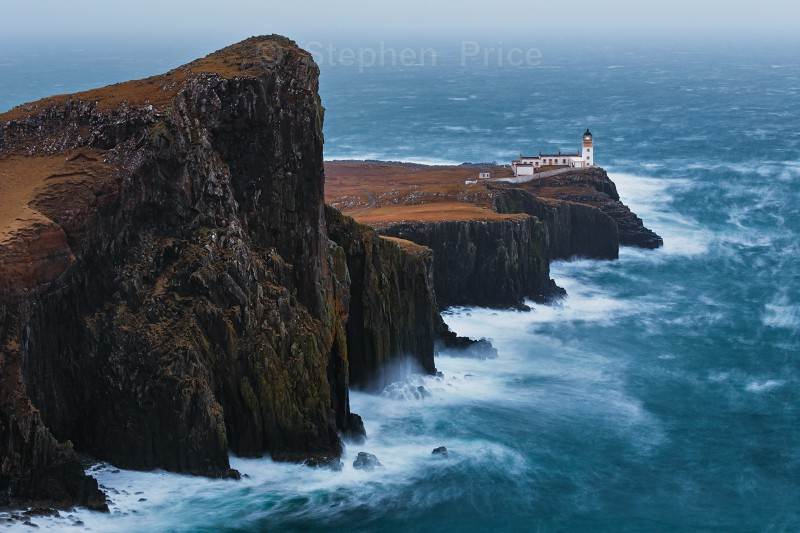 Neist Point Lighthouse | Isle of Skye Scotland Photography