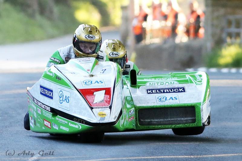 Dave Molyneux/Patrick Farrance - Racing