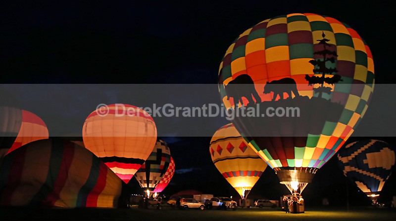 Atlantic International Balloon Fiesta Sussex New Brunswick - Atlantic International Balloon Fiesta