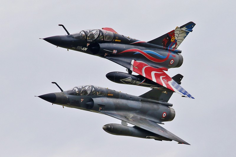 Mirage 2000N, French Air Force - Aviation