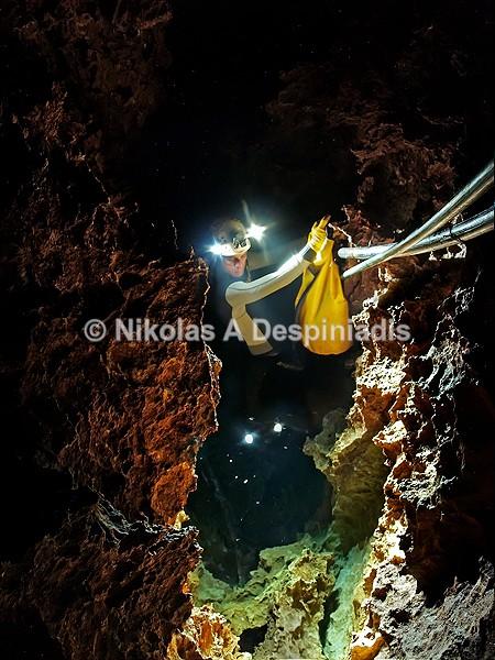 Κάλλιο Ι Kallio - Σπήλαια I Caves