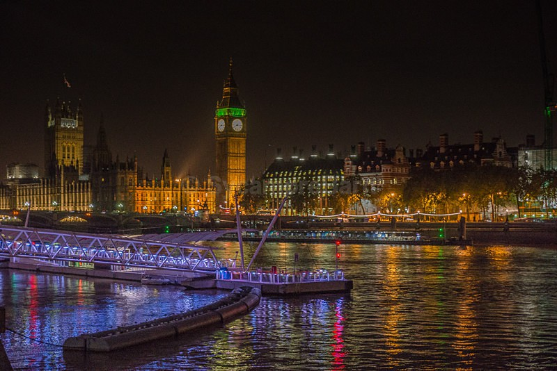 Thames reflections - Cityscape Gallery