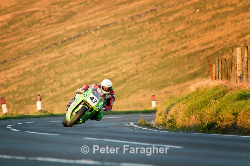 Matthew Rees - Manx Grand Prix and Classic TT