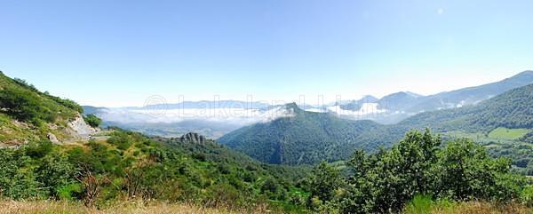 San Glorio Panorama - Picos de Europa, Spain