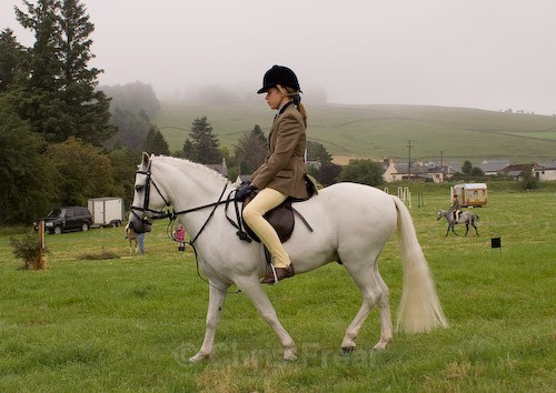7 - Moniaive Horse Show 2008