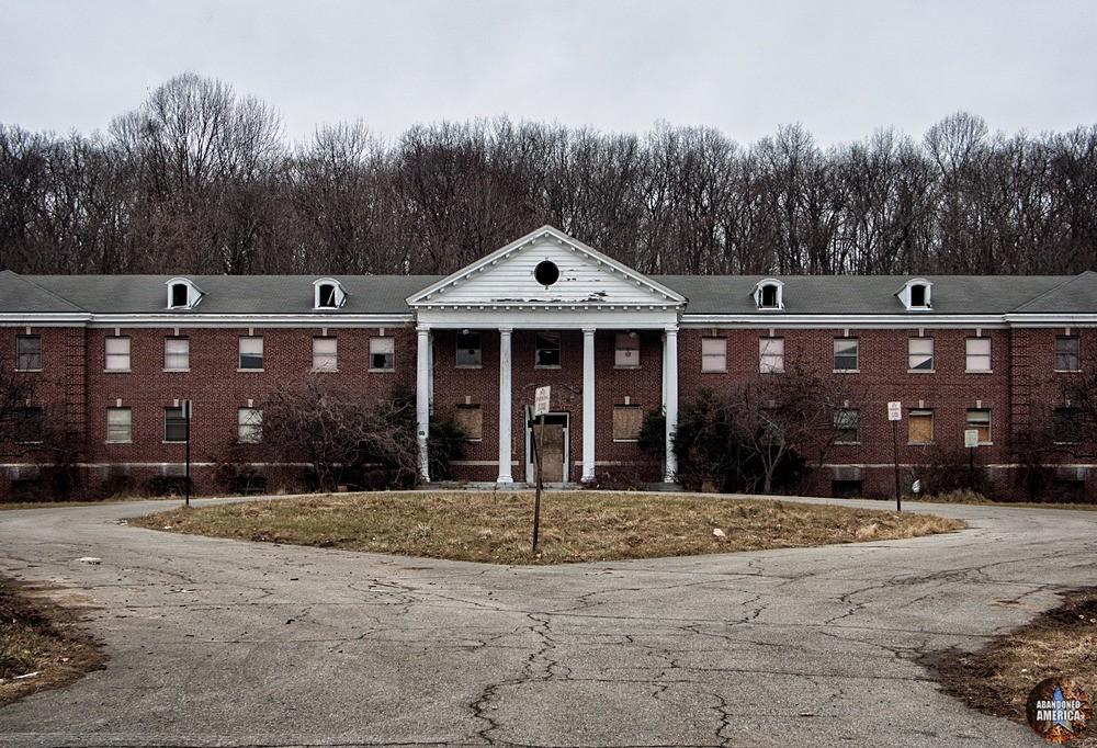 Overbrook Asylum (Cedar Grove, NJ) | Barren - The Essex County Hospital Center