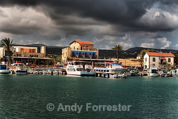 Latchi Harbour - Cyprus 2008