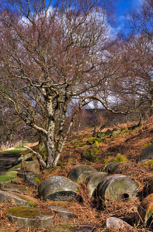 hathersage millwheels_edited-1jpg - Peak District