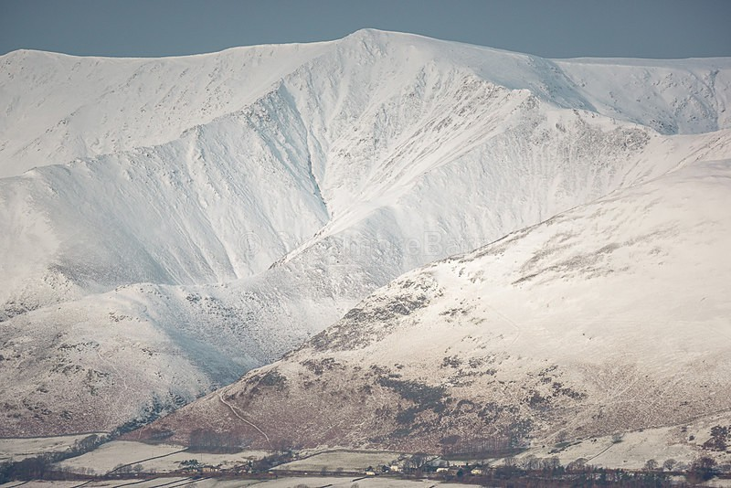 Blencathra ridges - Landscape Gallery