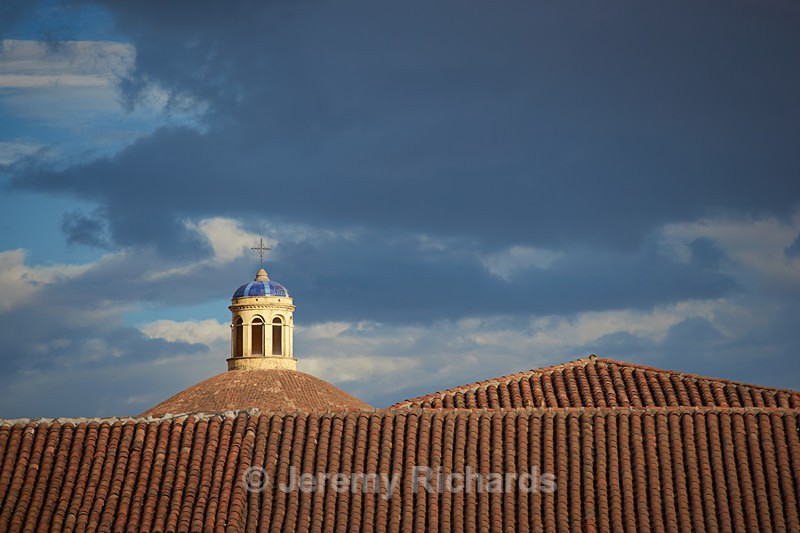 Rooftops of Cusco - Peru