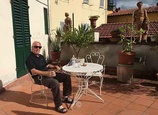 Florence 2016. - 1972 'Bluey Things' David Pettigrew D.A.