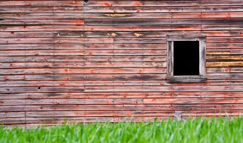 barn window2 - Palouse