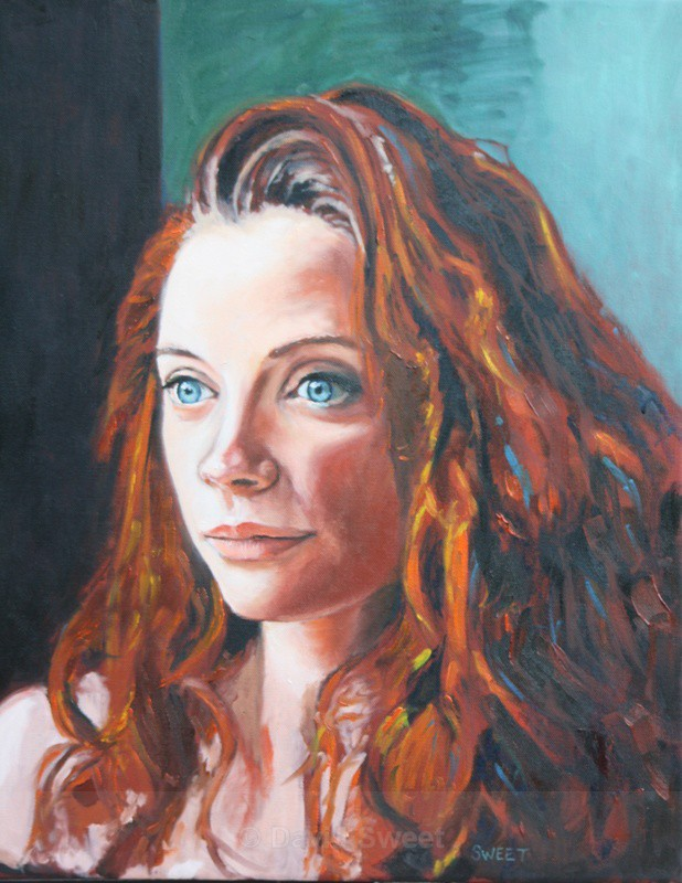 Collette - Oil Paintings