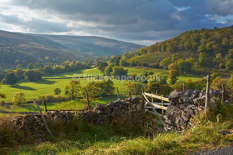 Hubberholme Valley - Yorkshire Dales - Yorkshire