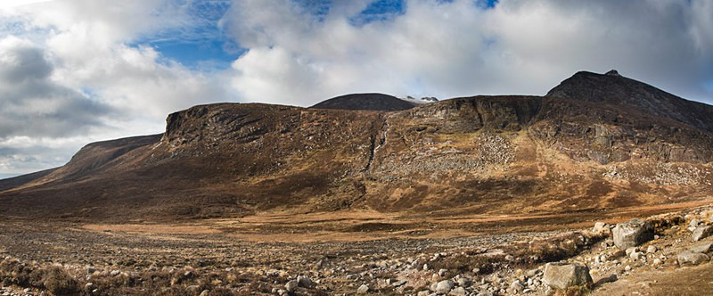 Mountain Light - The Mourne Mountains (Spring,Summer and Autumn)