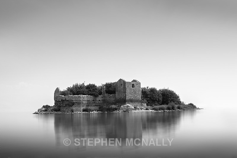 The Jail ,Lake Skander Croatia - Landscapes