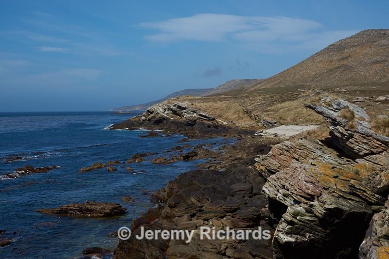 Northern Coast - Carcass Island