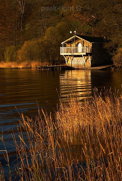 Ullswater Boathouse - The Lakes
