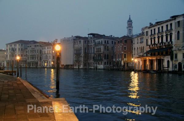 San Polo Twilight - Venice