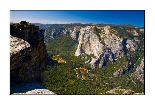 Glacial Carving - California