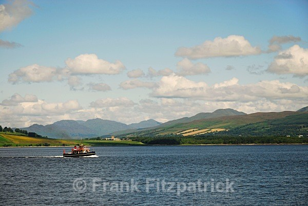 Firth of Clyde - Scottish scenics