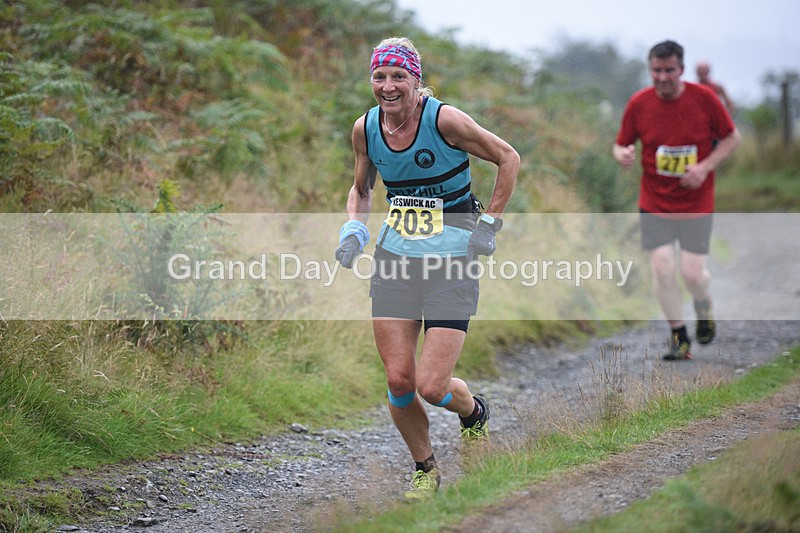 BOR_6449 - Round Latrigg Fell Race Wednesday 16th August 2017
