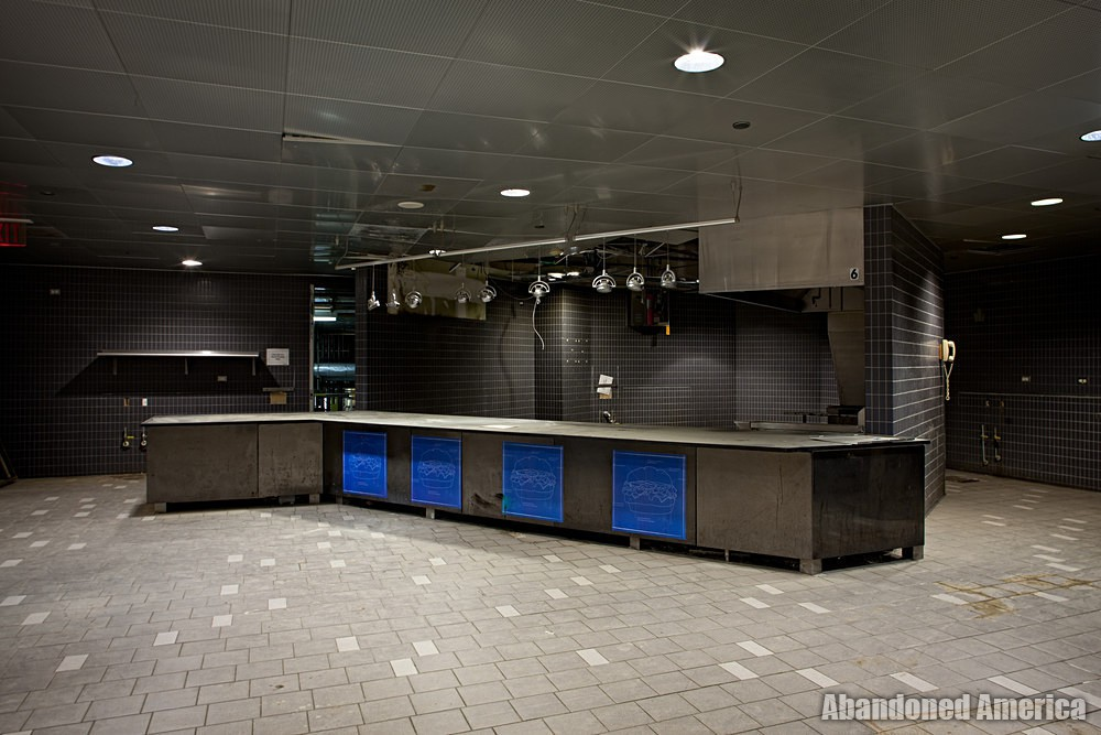 Bell Labs (Holmdel, NJ) | Cafeteria - Bell Labs