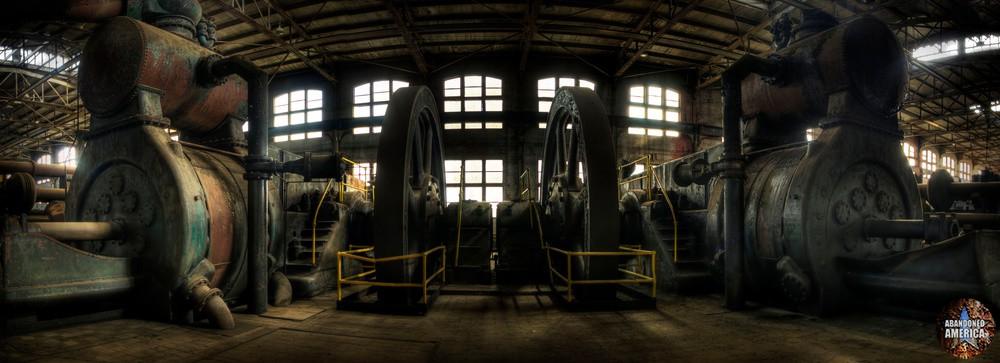 Bethlehem Steel (Bethlehem, PA) | Blowing Tubs - Bethlehem Steel