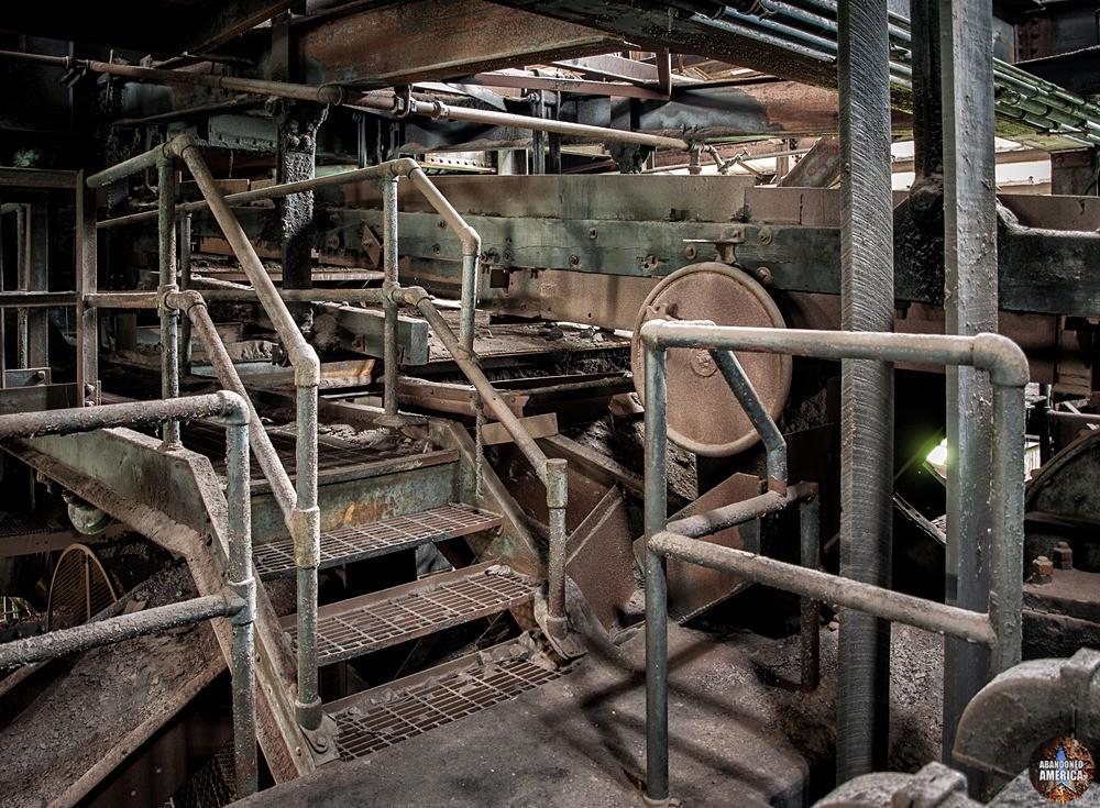 St. Nicholas Coal Breaker (Mahanoy City, PA) | Labyrinthine - St. Nicholas Breaker