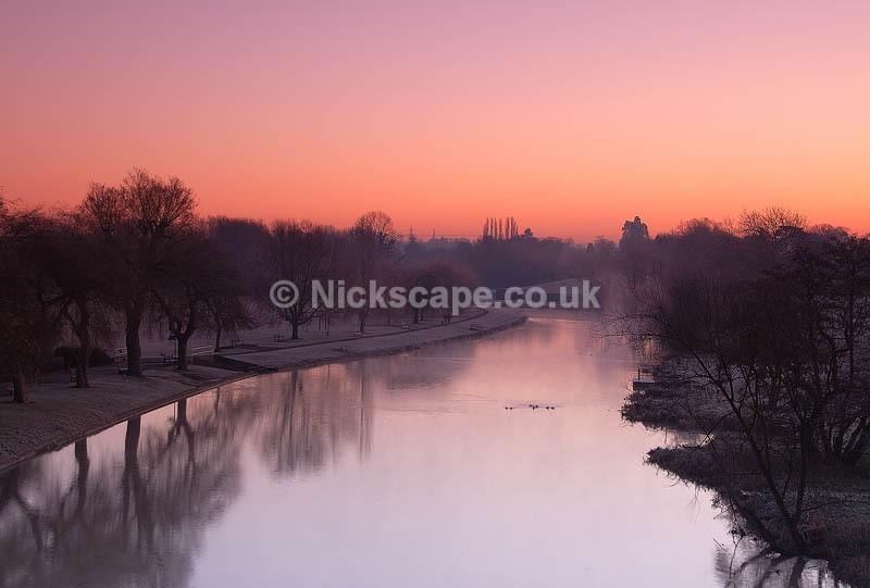 River Avon in Warwick | Warwickshire Landscape Photogaphy