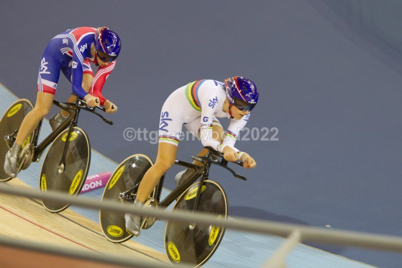 WCC-161 - World Cup Cycling Olympic Velodrome