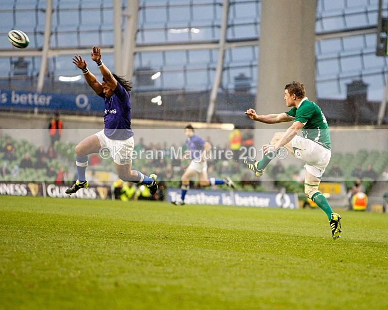 _I2H6045 - Ireland v Samoa - Guinness Series - Aviva Stadium - Dublin - 13/11/2010 Ireland 20 v 10 Samoa