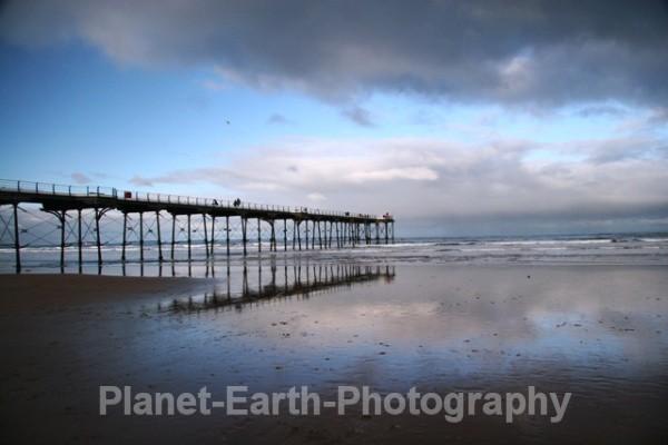 Saltburn Pier - Landscapes / Seascapes