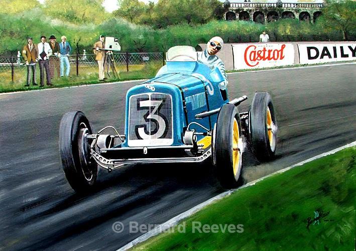 ERA  R2B Romulus - Classic cars