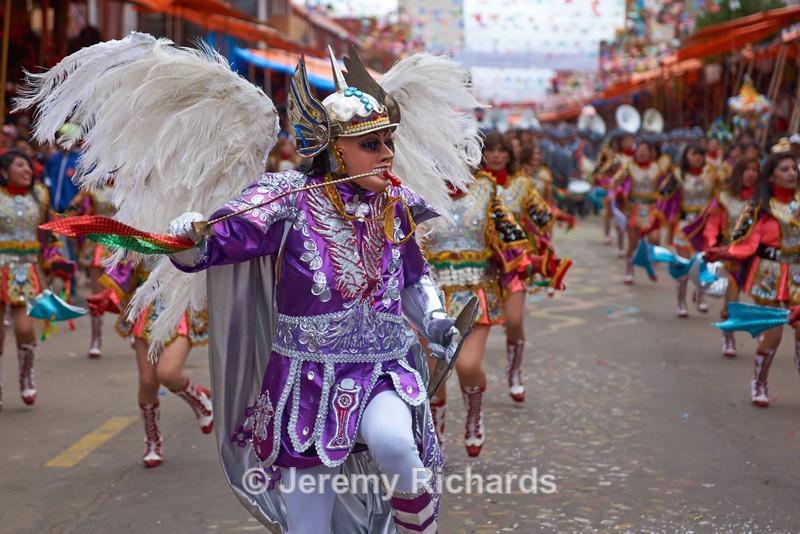 Diablada Dance Group - Oruro Carnival 2017