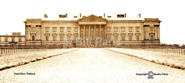 Hamilton Palace - Land and Sea