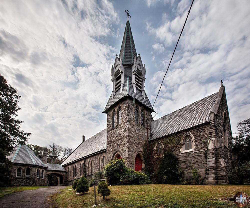 St. Peter's Episcopal Church (Germantown, PA) | Overview - St. Peter's Episcopal Church