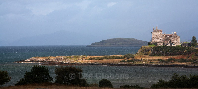 Torosay castle - Mull and Iona